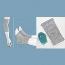 Afbeelding van Gelbodies (hiel- en elleboogbescherming)