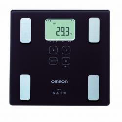 Afbeelding van OMRON BF214 Lichaamscompositiemeter - weegschaal
