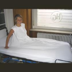 Afbeelding van Trippelhoes znd mouwen, bed 90cm