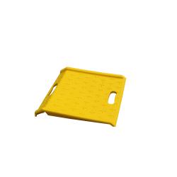 Afbeelding van Mobiele PVC drempelhulp
