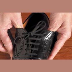 Afbeelding van Elastische schoenveters