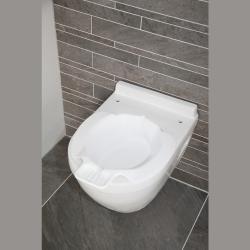 Afbeelding van Bidet voor toilet