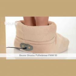 Afbeelding van Voetverwarmer met shiatsu massage FWM50